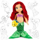 DISNEY PANENKA ANIMATORS ARIEL